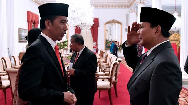 Dua Panglima TNI Pimpin Pertarungan Jokowi VS Prabowo