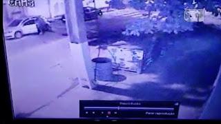 Imagens mostram momento em que jornalista é executado em Maricá; assista