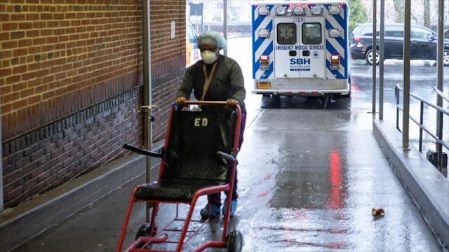 EEUU supera los 500 casos de fallecidos debido al coronavirus