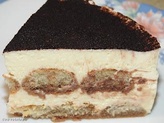 Prajitura tiramisu reteta traditionala italiana retete dulciuri si deserturi de casa,
