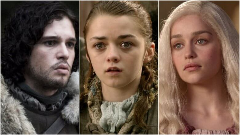 How the cast of Game of Thrones has changed since season 1