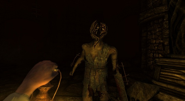 Amnesia: The Dark Descent on Steam