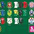 Confira todas as camisas dos clubes do Campeonato Croata 2019/20
