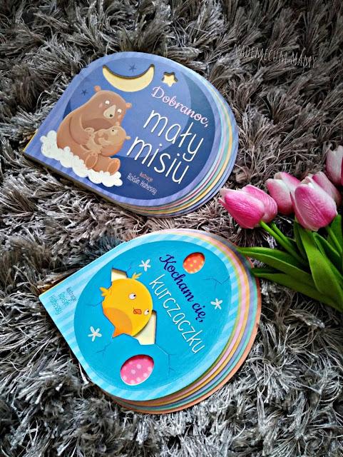 Niezwykłe książeczki dla niemowląt od Wydawnictwa Wilga