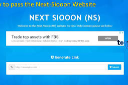 How to Skip Ads on the Next-Siooon Website