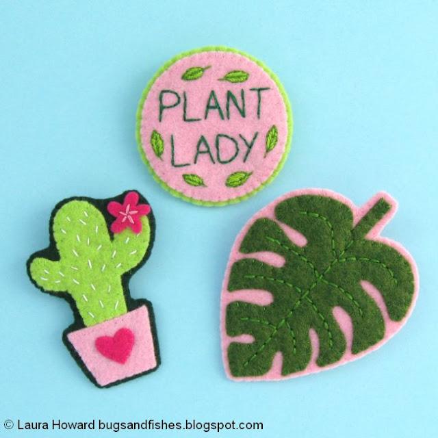 http://bugsandfishes.blogspot.com/2019/07/plant-lady-felt-monstera-leaf-brooch-tutorial.html
