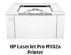 HP LaserJet Pro M102a Printer Driver Downloads