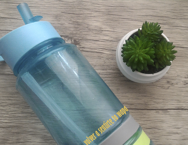 Botella para agua de PRIMARK