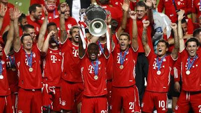 Sejarah Gemilang Bayern Munich, Tak Terkalahkan di Liga Champions  Musim 2019/2020