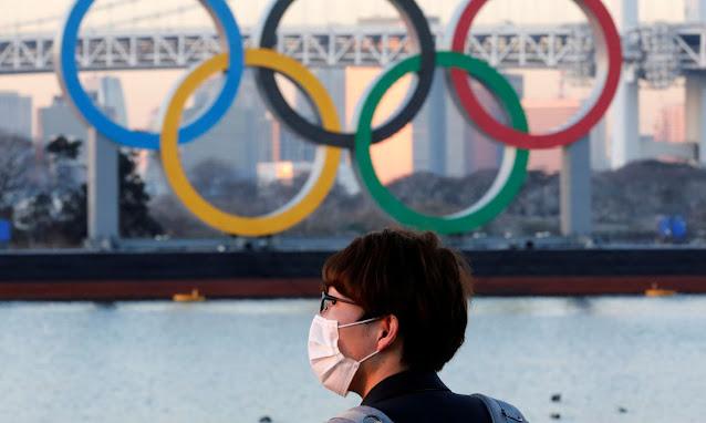 Governo anuncia plano de vacinação para atletas olímpicos