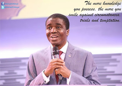 David Abioye's Daily 18 August 2017 Devotional