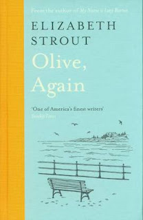 The cover of new book Olive, Again by Elizabeth Strout, reviewed by Is This Mutton style blog.