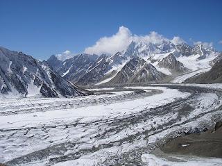 Siachin Glacier