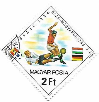 Selo Copa do Mundo FIFA de 1954