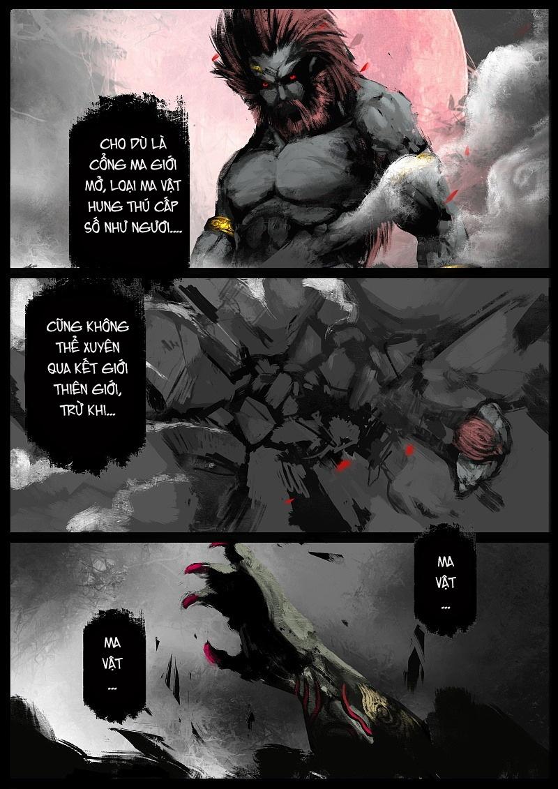 Tây Du Ký ngoại truyện chap 53 - Trang 6