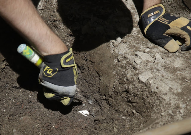 Archaeologists begin first excavations of Boston's Chinatown