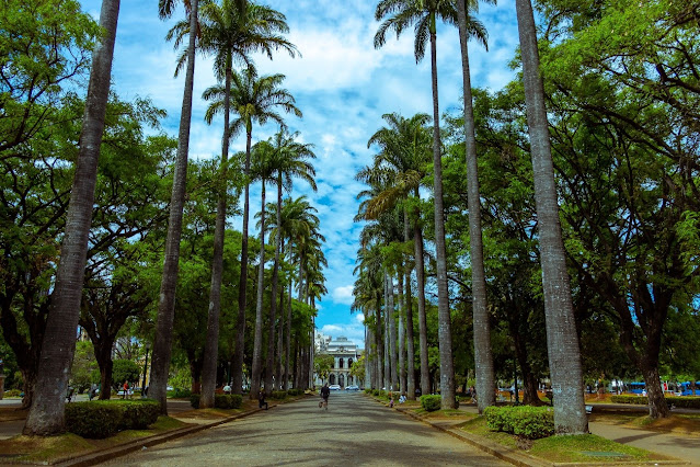 Vista de Curitiba, capital paranaense
