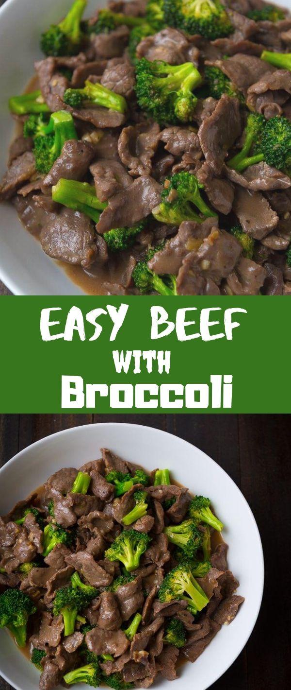 Easy Bееf аnd Brоссоlі #Easy #Bееf #аnd #Brоссоlі Healthy Recipes For Weight Loss, Healthy Recipes Easy, Healthy Recipes Dinner, Healthy Recipes Best,