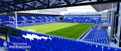 PES 2020 Stadium Goodison Park [Europa League and Premier League]