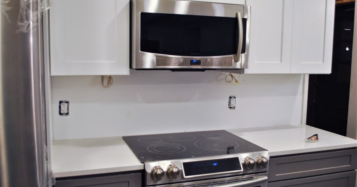 Kitchen Backsplash Without Tile