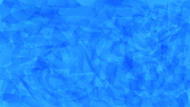 cat air biru