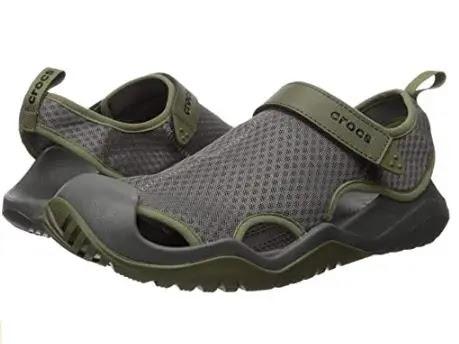 7-Crocs Swiftwater Sandal Sports US