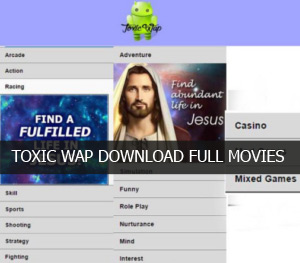 ToxicWap com - Download Free Mp3 Music Mp4 Movies Android Games