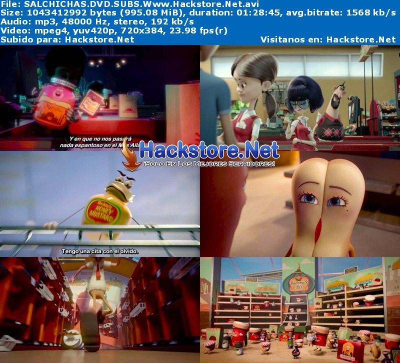 Capturas de La Fiesta de las Salchichas (2016) DVDRip Subtitulada