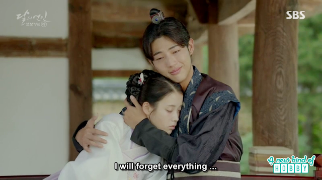 hae soo died in wang jung arms - Moon Lovers Scarlet Heart Ryeo - Episode 20 Finale (Eng Sub)