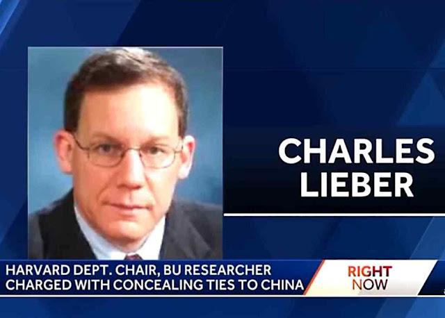 Chefe de Departamento de Harvard recebia verbas ocultas da China