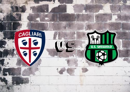 Cagliari vs Sassuolo  Resumen