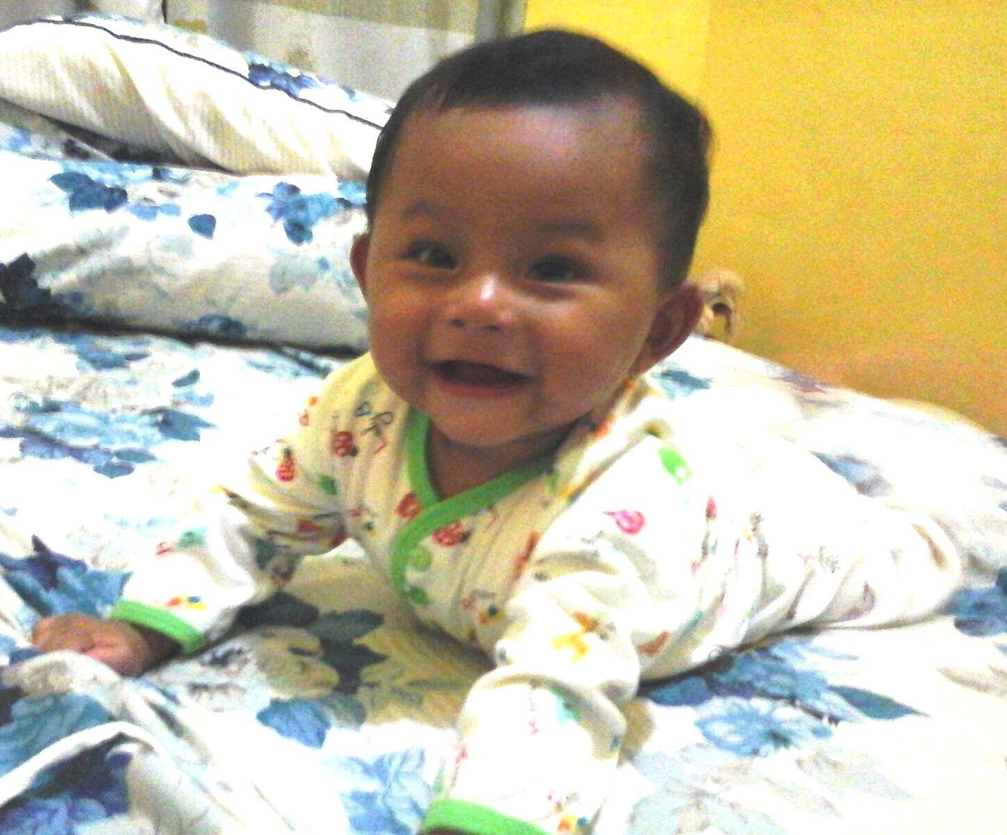Isamas54 Pertumbuhan Dan Perkembangan Bayi Umur 0 S D 6 Bulan