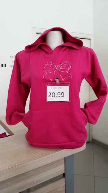 Fornecedor de roupas femininas