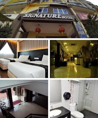 signature hotel kuantan
