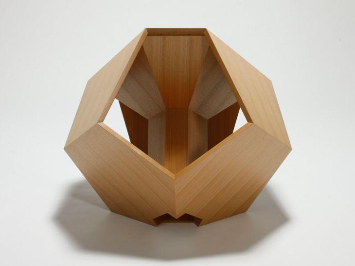sillón de madera