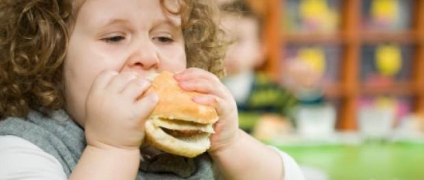 La obesidad infantil es necesario tomar cartas en el asunto