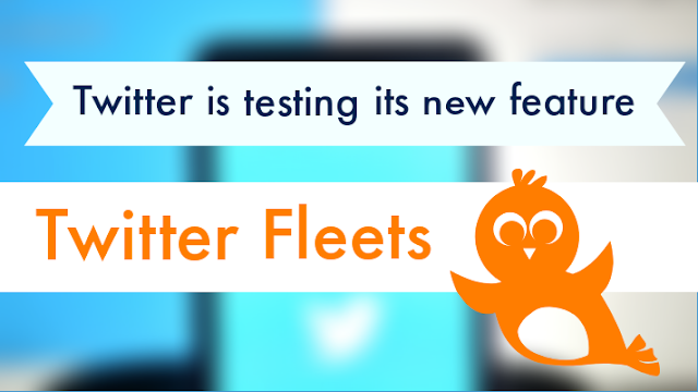 Twitter is testing its new story feature Fleets.
