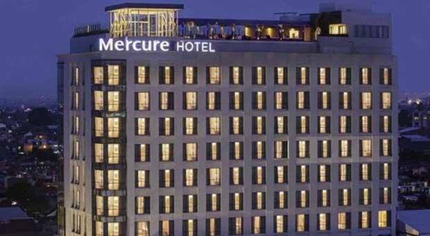 Grand Opening Hotel Mercure Bandung