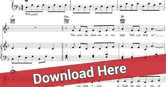 Free score alan walker faded sheet music chords piano notes for Piani domestici di alan mascord