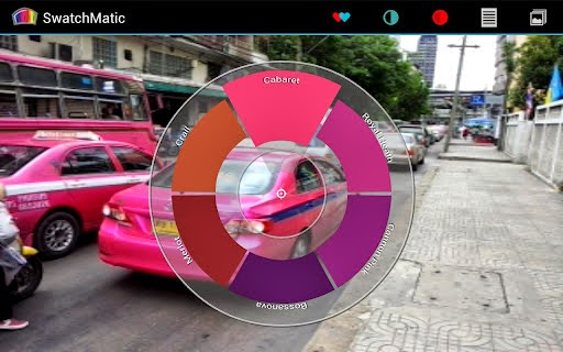 SwatchMatic: Detect & Reuse Colors     - Technology World