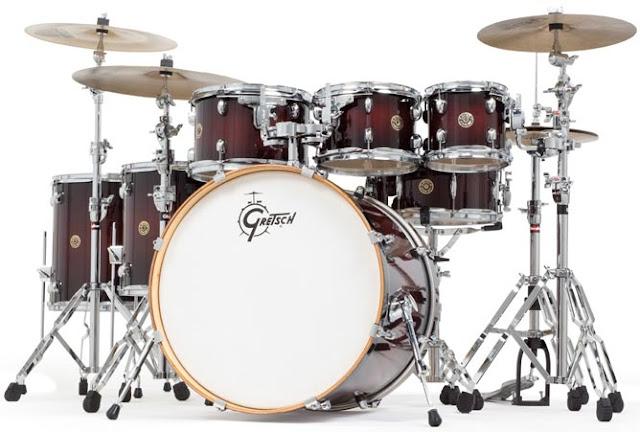 Sejarah Drum - Dram