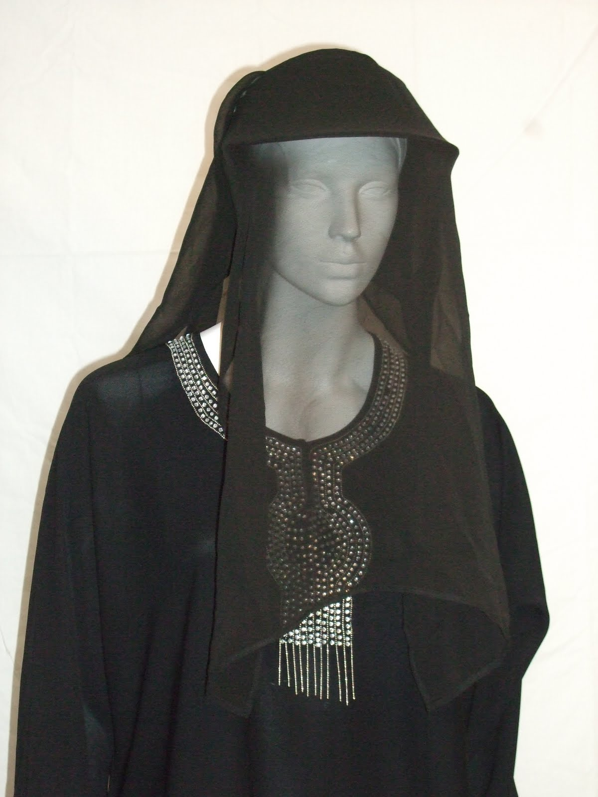 Muslim Girls Fashion Niqab Suitable For Hajj