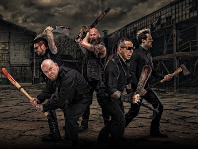 "Five Finger Death Punch filmed official video for new song ""Sham Pain"""