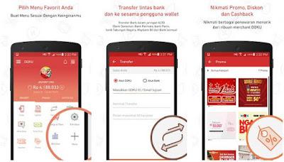 Aplikasi Uang Elektronik - DOKU