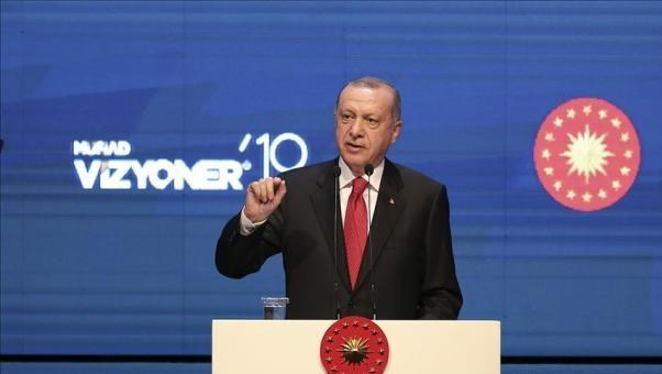 Erdogan: Turkey to Launch its own Satellite in 2022 - Türksat 6A