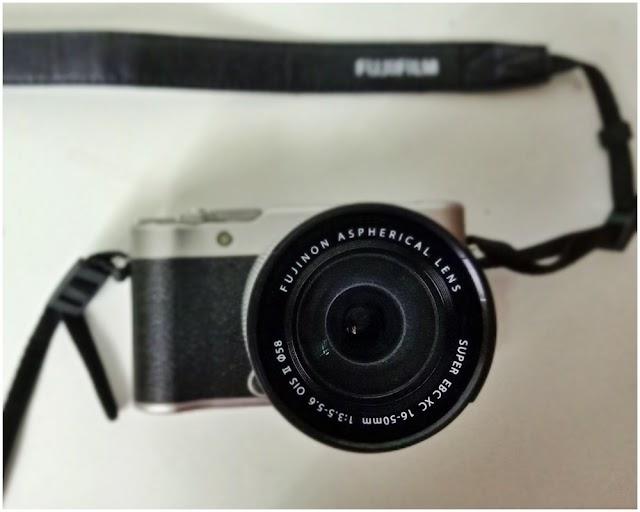 Review Mirrorless Camera Fujifilm AX-10
