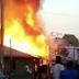 Homem ateia fogo na própria casa com esposa e três filhas, no Amazonas