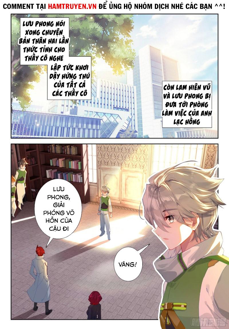 Chung Cực Đấu La chap 184 - Trang 10