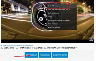 Download Lagu di Youtube