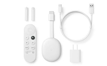 Google Chromecast 4K with Google TV Snow Review: Good selection of apps